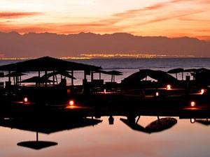 Aqaba am Roten Meer ist die letzte Station der Reise