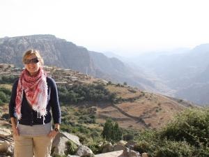 Wandern Jordanien: Dort werden Sie am nächsten Tag wandern