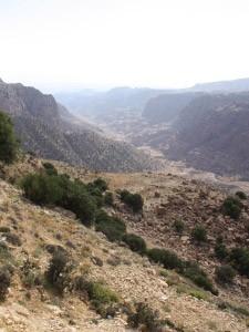 Die Wanderung führt Sie durch das Tal