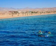 Relaxen am Roten Meer