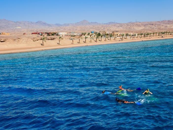 Aqaba und Rotes Meer