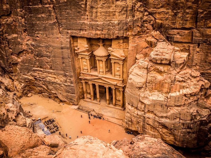 jordanien-highlights