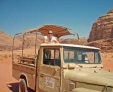 Abenteuerlich durch die Wüste
