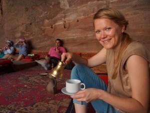 Genießen Sie Ihren Aufenthalt in Jordanien