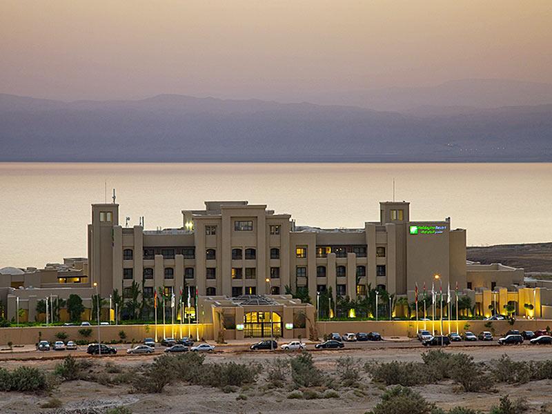 komfortable Unterkunft am Toten Meer
