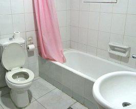 Badezimmer in Amman