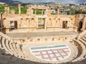 Jordanien Amman Von Amman aus erkunden Sie die Römerstadt Jerash