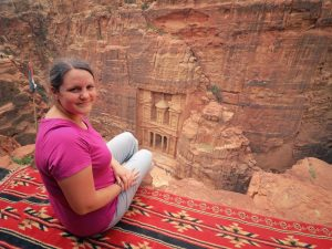 Jordanien Spezialist Miriam