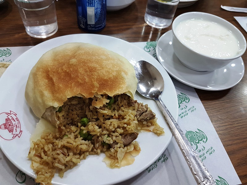 Warum nach Jordanien reisen? leckere Köstlichkeiten