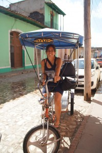 Sina Scheckenbach - Kuba Reisespezialistin