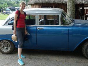 Rebekka Reckling - Kuba Reisespezialistin