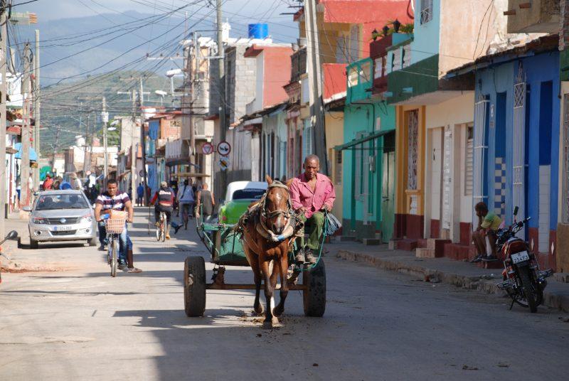 kuba-trinidad-kutsche
