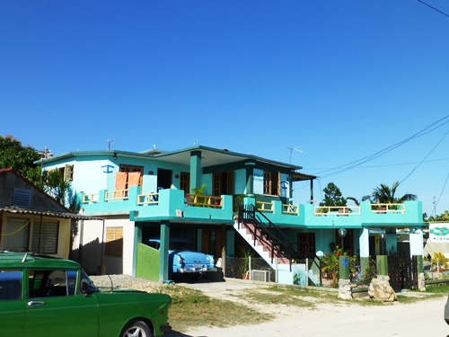 Eine Casa in Playa Larga