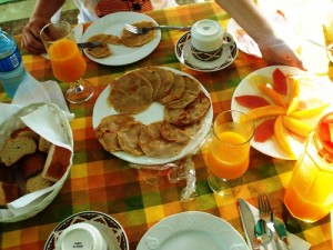 Frühstueck