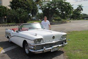 Marcel Müller - Kuba Reisespezialist