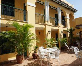 In einer Upgrade Casa in Trinidad