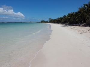 Strand in Cayo Las Brujas