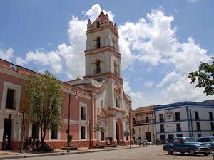 Bunte Kirche in Camaguey