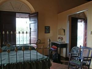 Zimmer in einer Unterkunft in Trinidad in Kuba