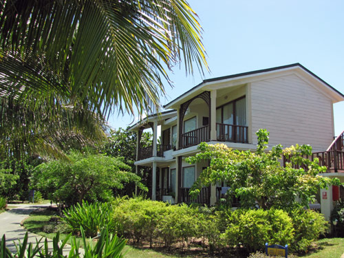 Hotel auf Cayo Largo