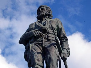 Che Guevara Denkmal in Santa Clara auf Kuba
