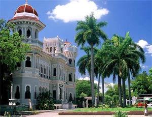 Kuba Kultur: Zentrum von Cienfuegos