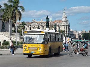 Alter Bus in Havanna