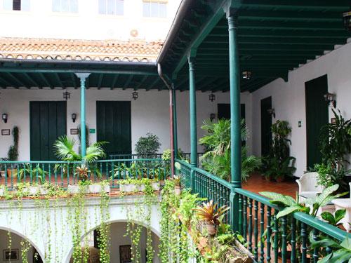 Beispielhotel in Havanna