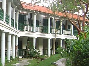 Ökohotel in Las Terrazas