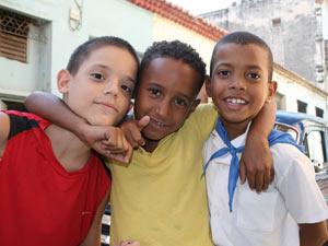 Kuba in 3 Wochen: Kubanische Kinder