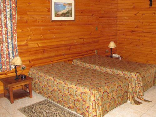 Einfaches Zimmer in Maria la Gorda