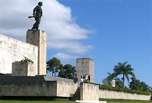 Kuba in 3 Wochen: Che-Denkmal in Santa Clara