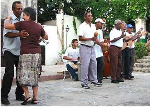 Tanzen in Trinidad