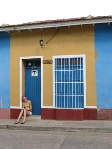 Casa Particular in Trinidad in Kuba