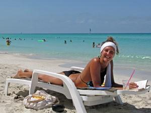 Der Strand von Varadero