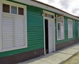 Casa Baracoa Eingang