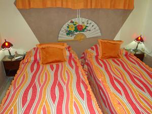 Zimmer einer Casa in Varadero