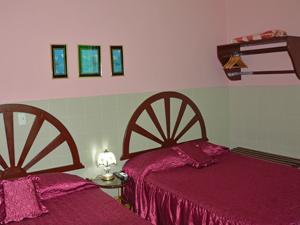 Zimmer einer Casa in Camaguey