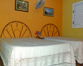 Vinales Casa Zimmer