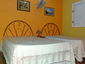 Zimmer einer Casa in Viñales