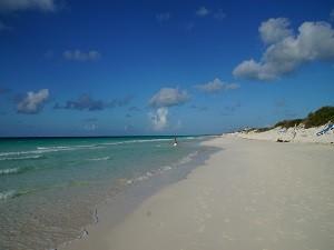 Strand Cayo Santa Maria Kuba Rundreise