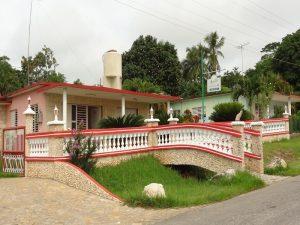 Außenansicht einer Casa Particular
