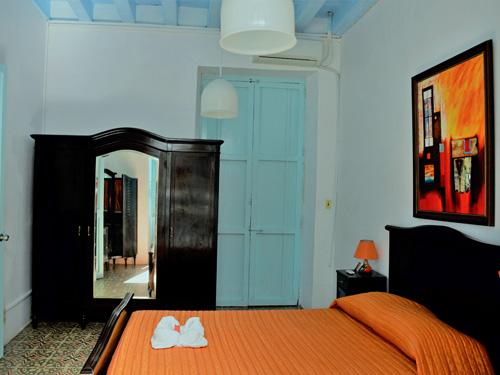 Zimmer einer Upgrade Casa in Havanna