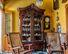 Sitzbereich einer Upgrade Casa