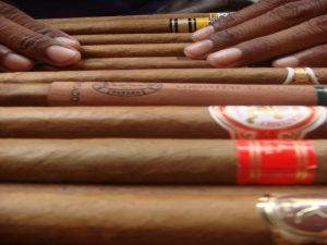Bild von verschiedenen Zigarren aus Pinar del Rio