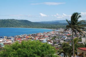Aussicht-auf-Baracoa-Zeitunterschied-Kuba