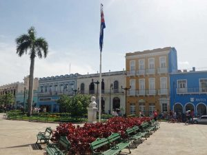 Plaza Sancti Spiritus