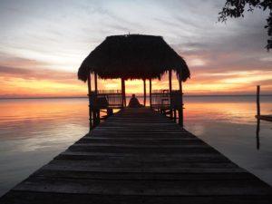 Kuba Mexiko Rundreise Laguna Bacalar
