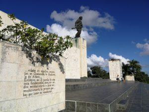 Kuba Mexiko Rundreise Che Guevara Monument in Santa Clara