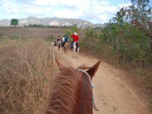 Reitausflug Viñalestal Kuba Mexiko Rundreise